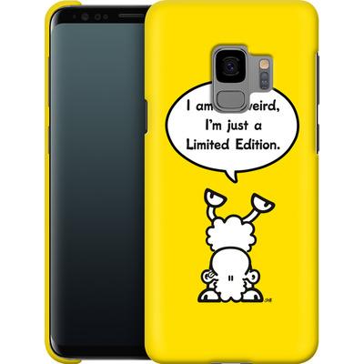 Samsung Galaxy S9 Smartphone Huelle - Weird von Sheepworld