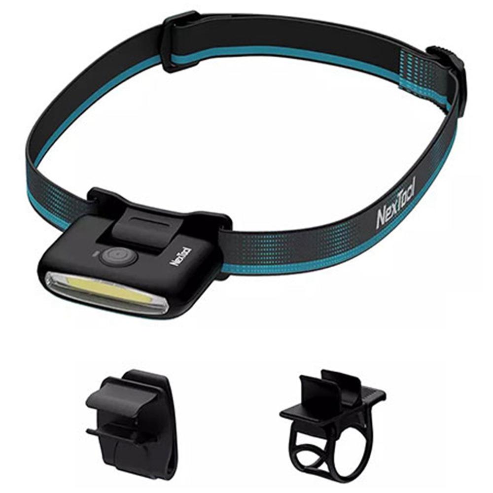 Nextool Portable Multi-function Headlight Set 170 Lumens Black