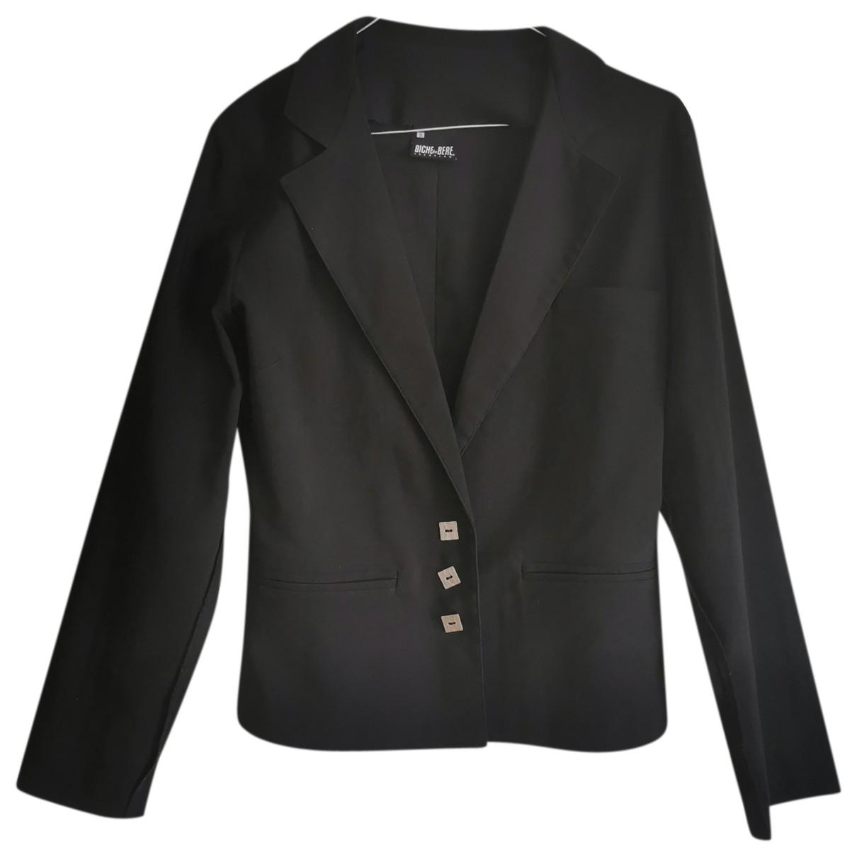 - Veste   pour femme - noir