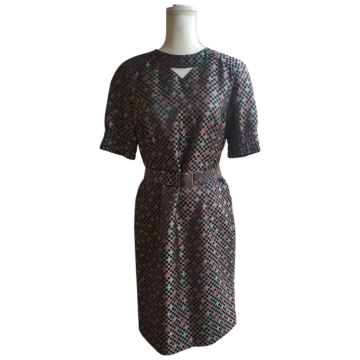 Jc De Castelbajac \N Kleid in  Bunt Polyester