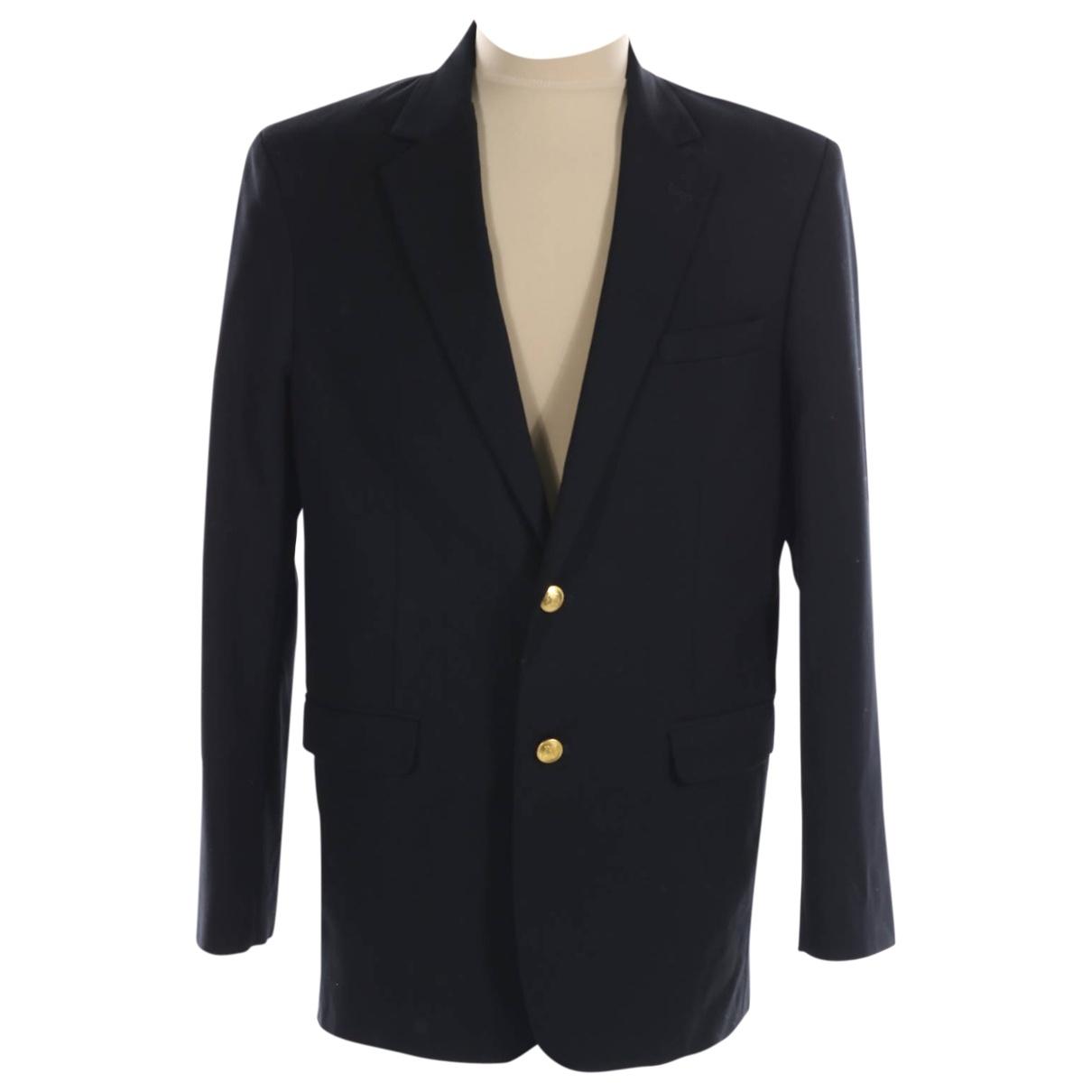 Non Signé / Unsigned \N Black jacket  for Men S International