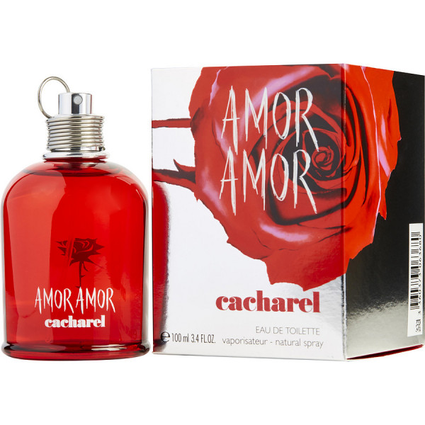 Amor Amor - Cacharel Eau de Toilette Spray 100 ML