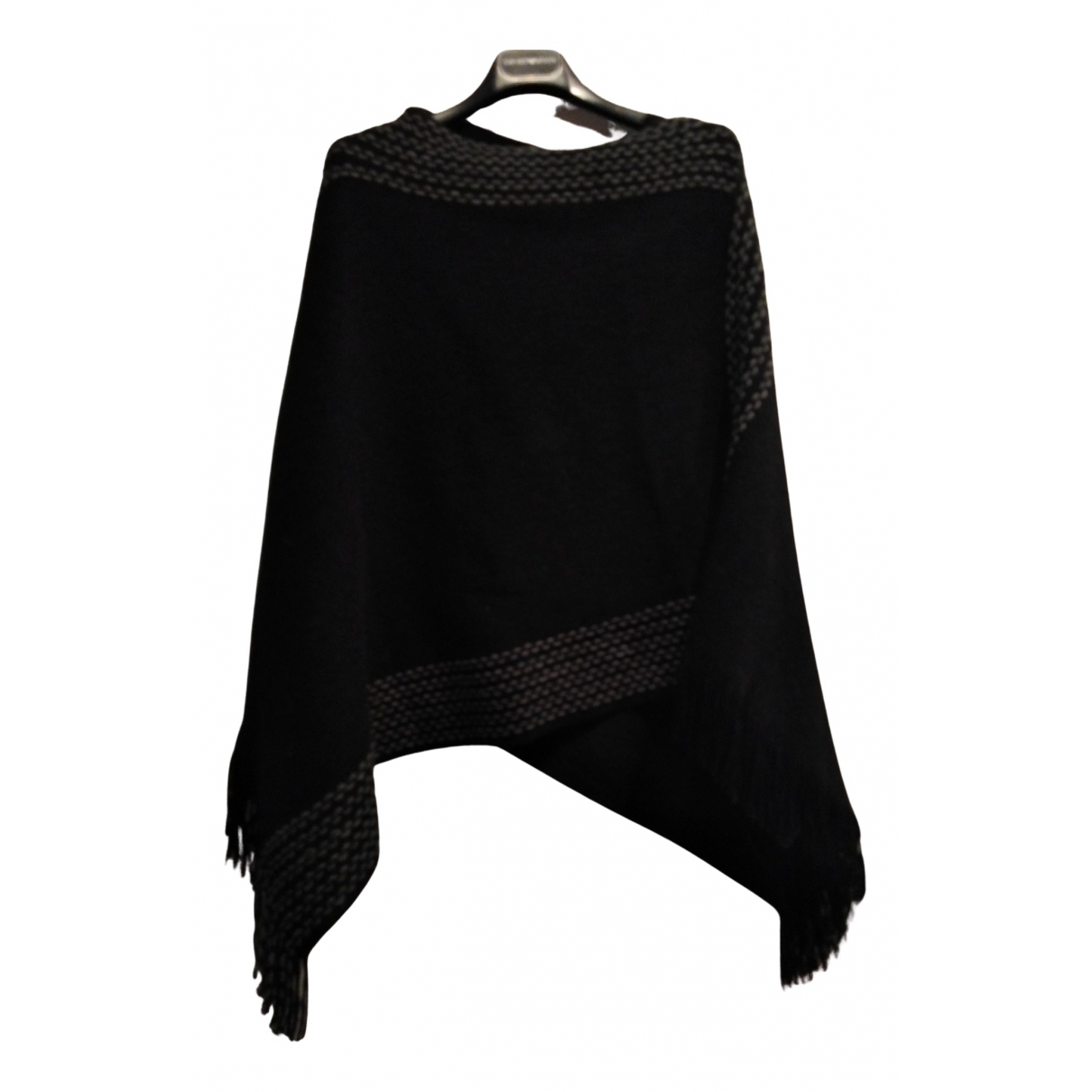 Armani Jeans N Black scarf for Women N