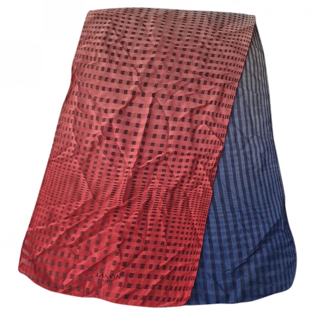 Lanvin - Foulard   pour femme en soie