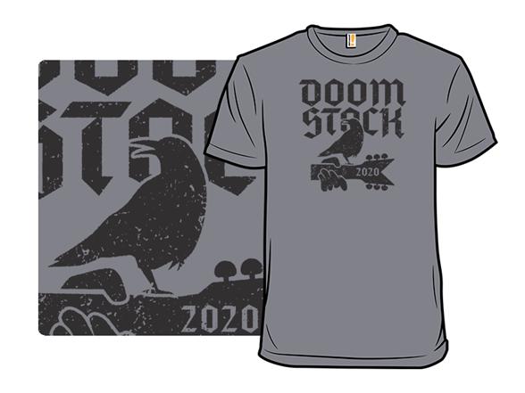Doomstock 2020 T Shirt