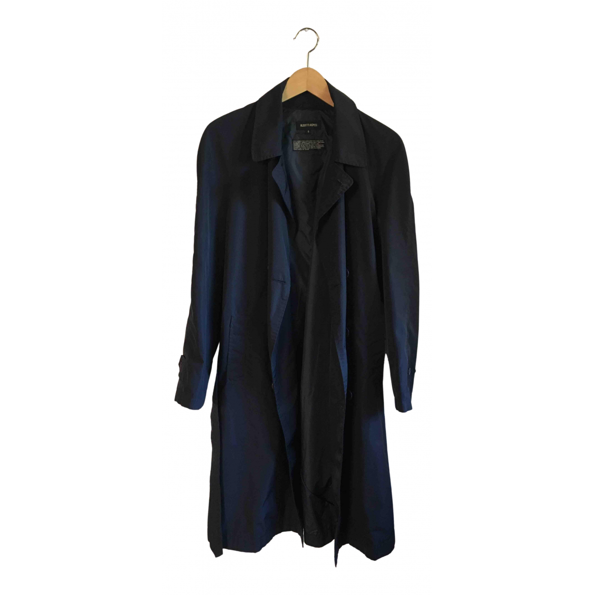 Aspesi - Manteau   pour femme - bleu