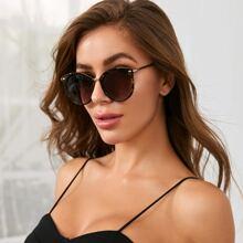 Gafas de sol con montura acrilica