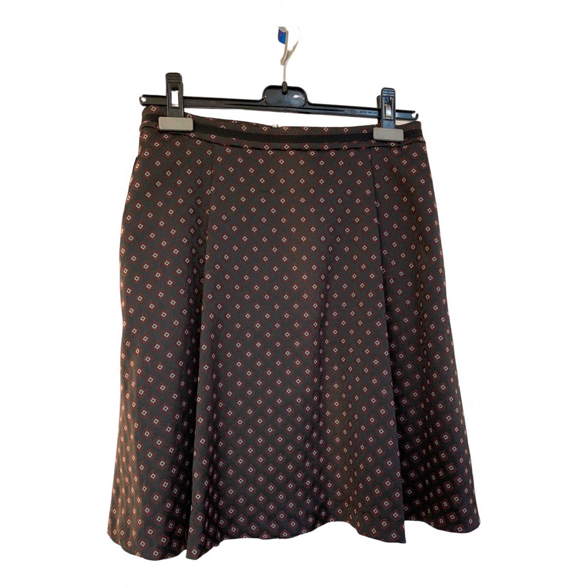 Henry Cotton N Black skirt for Women 40 IT