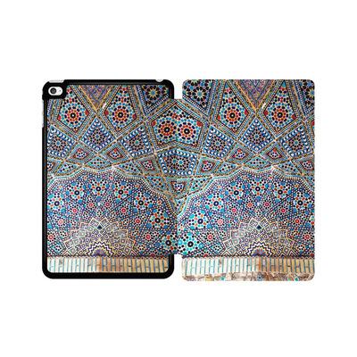 Apple iPad mini 4 Tablet Smart Case - Iranian Mosaic von Omid Scheybani