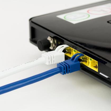 C�bles r�seau 15pi Cat 7 (S/STP S/FTP) - bleu - PrimeCables� - 1/paquet