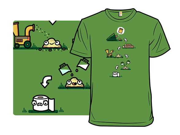 Tree-incarnated T Shirt