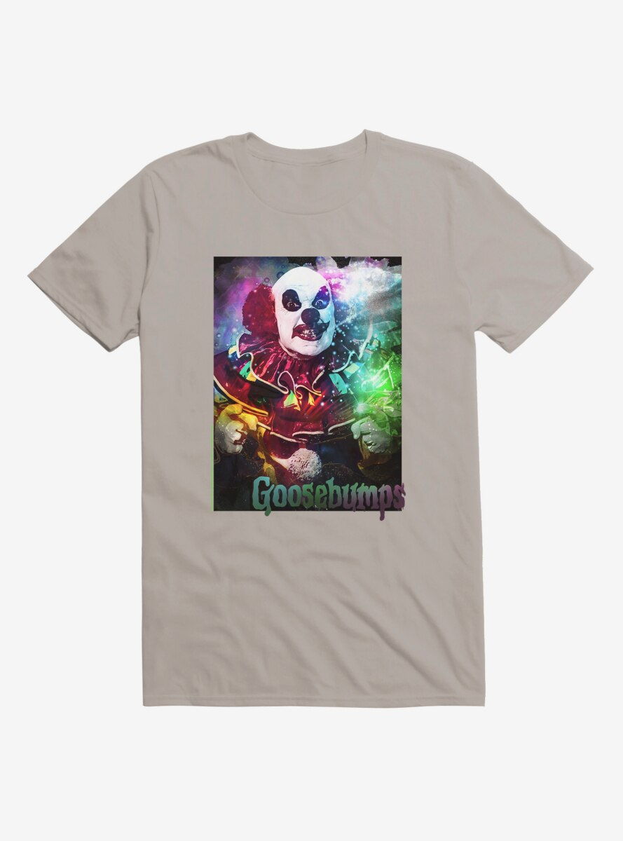 Goosebumps Murder The Clown T-Shirt
