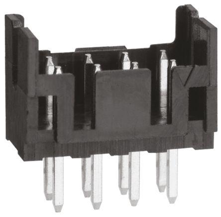 Hirose , DF11, 8 Way, 2 Row, Straight PCB Header (10)