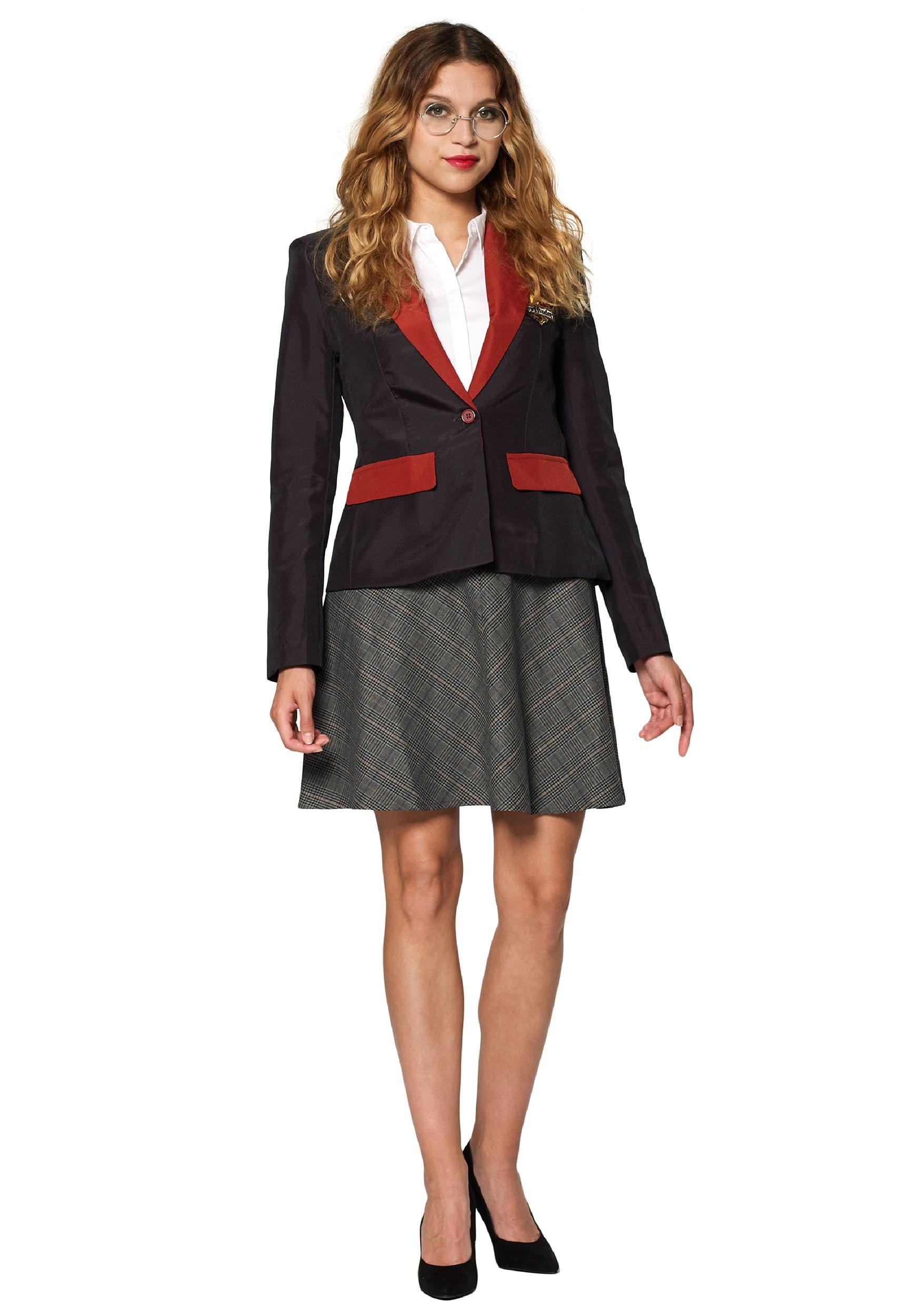 Harry Potter Suitmeister Gryffindor Women's Blazer