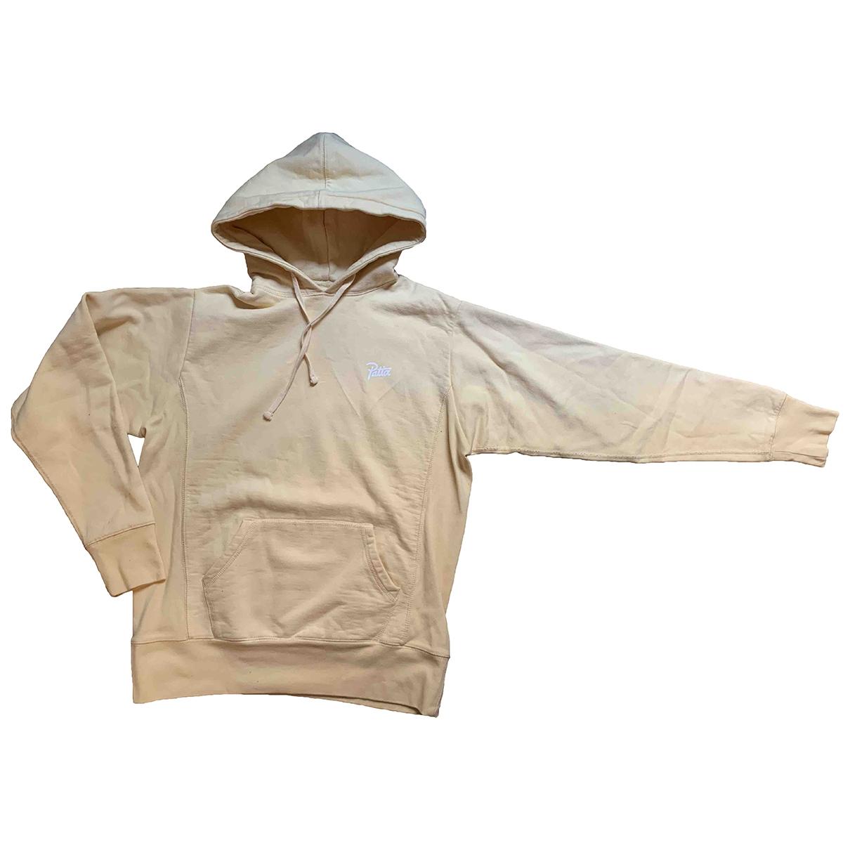 Patta \N Pullover.Westen.Sweatshirts  in  Gelb Baumwolle
