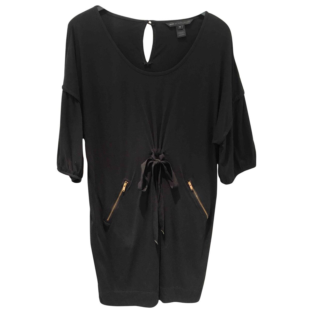Marc By Marc Jacobs - Robe   pour femme en coton - noir