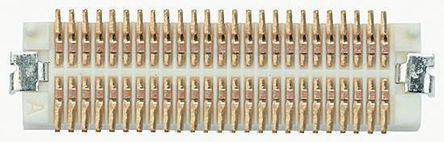 Hirose , DF12, 50 Way, 2 Row, Straight PCB Header (5)