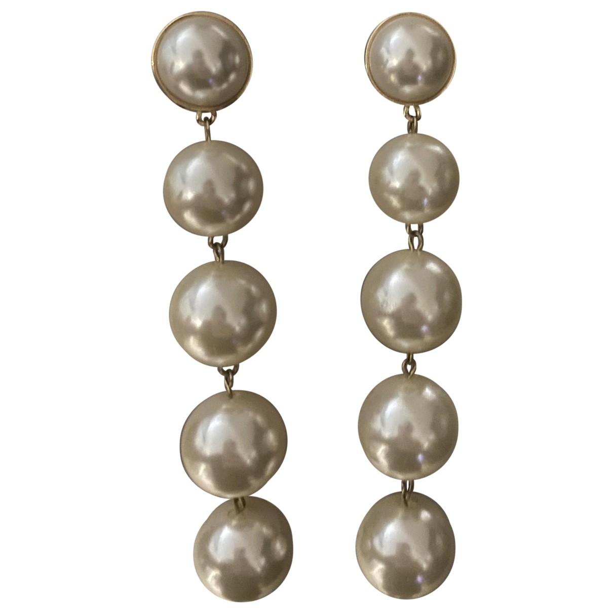 Zara \N Metal Earrings for Women \N