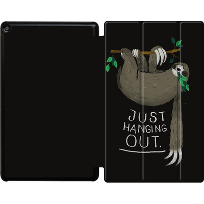 Amazon Fire HD 10 (2017) Tablet Smart Case - Just Hanging Out von Louis Ros