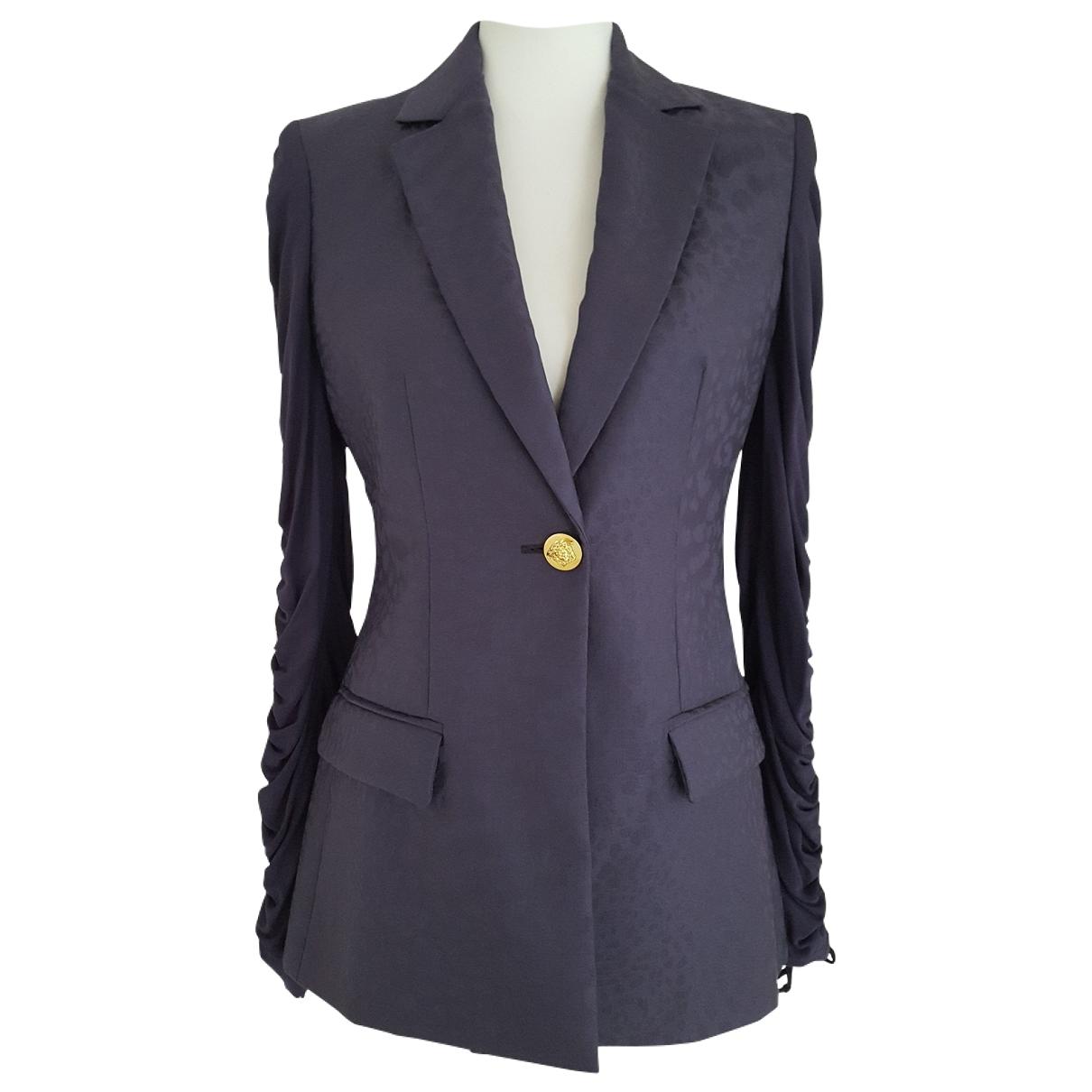 Versace \N Wool jacket for Women 40 IT