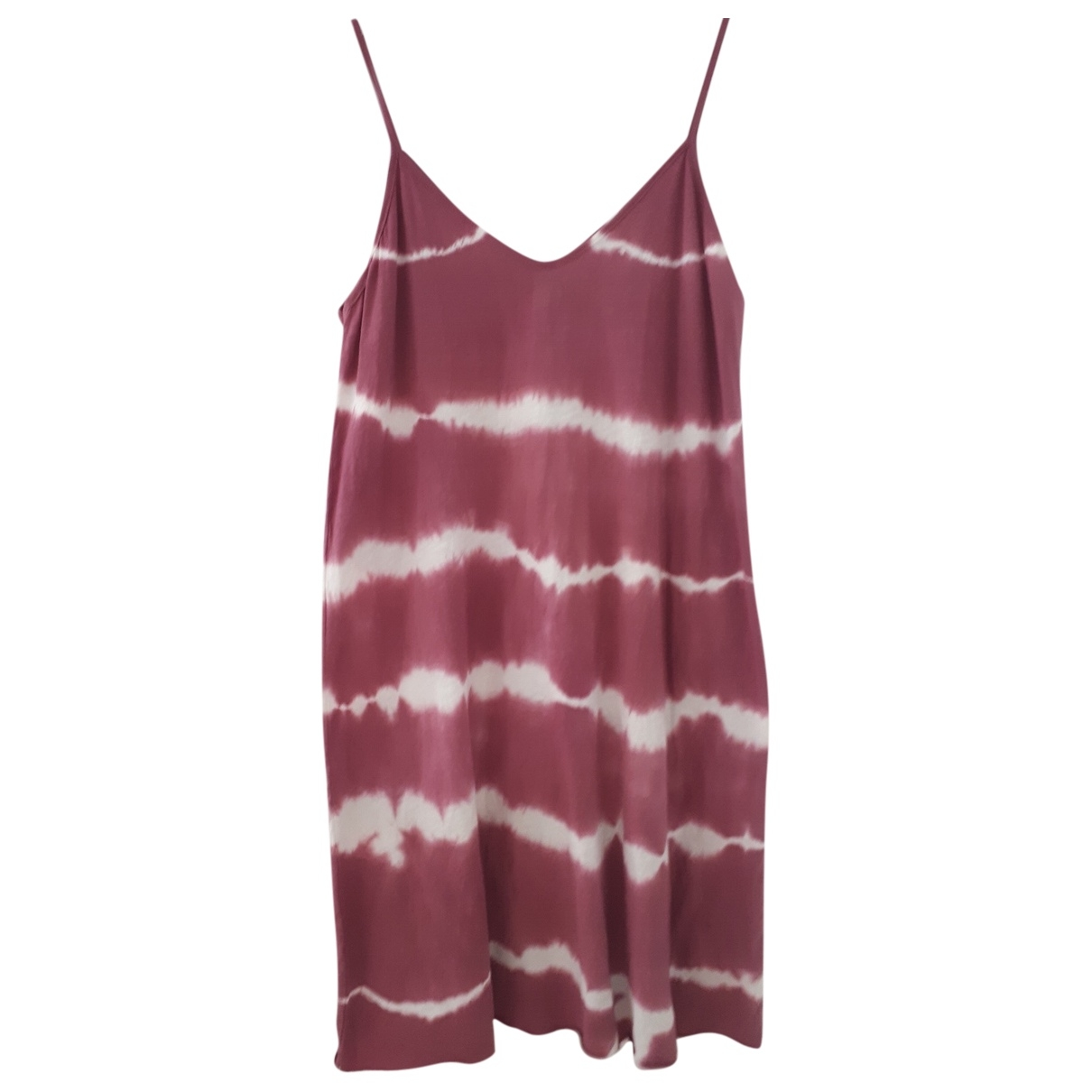 Non Signé / Unsigned \N Cotton dress for Women One Size International