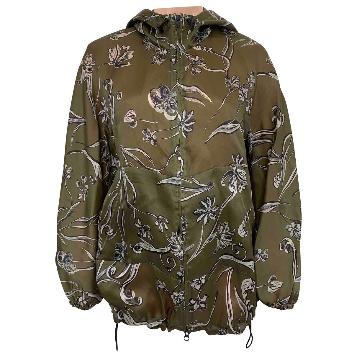 3.1 Phillip Lim \N Khaki Silk jacket for Women 0 0-5