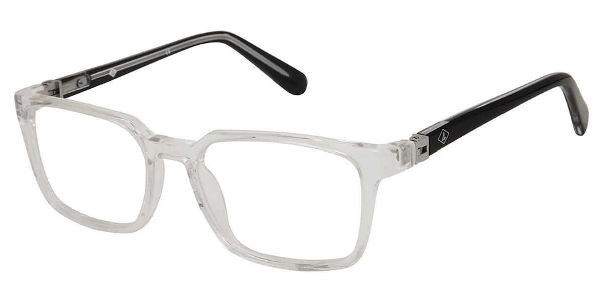 Sperry LOGGERHEAD Kids C03 Kids' Glasses Clear Size 47 - Free Lenses - HSA/FSA Insurance - Blue Light Block Available