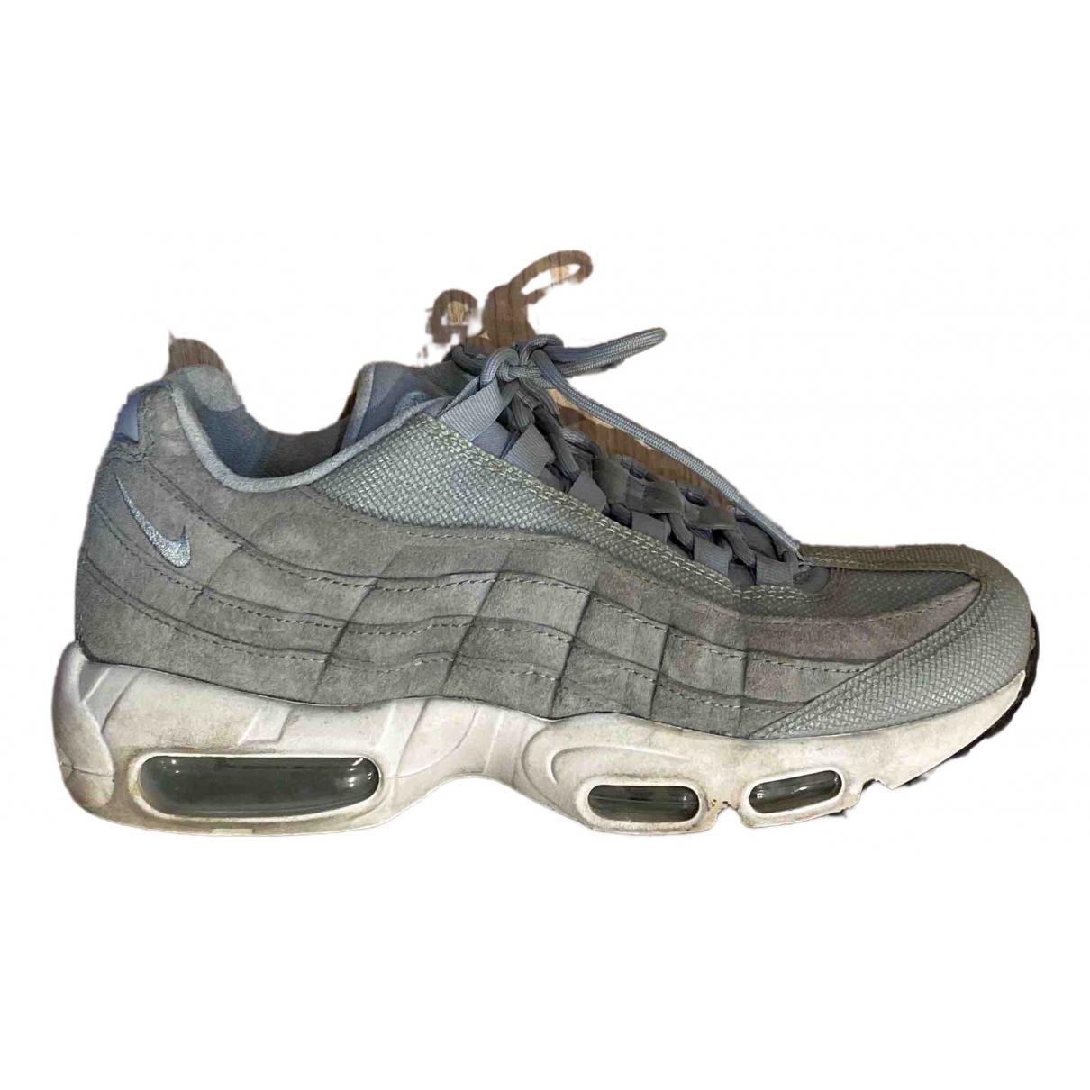 Nike - Baskets Air Max 95 pour femme en suede