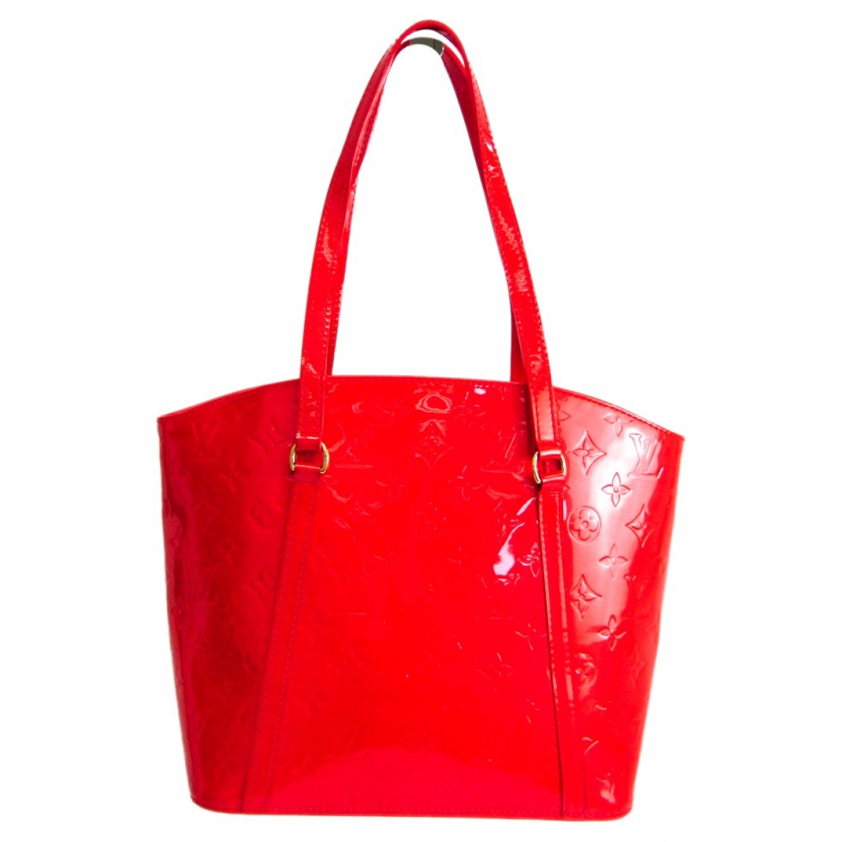 Louis Vuitton \N Red Patent leather handbag for Women \N