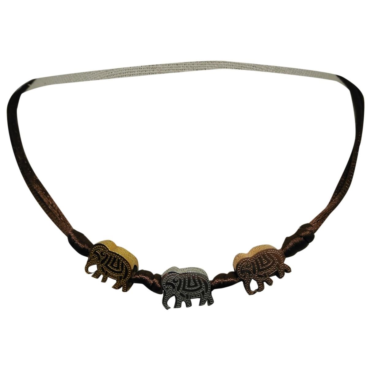 Collar de Seda Non Signe / Unsigned