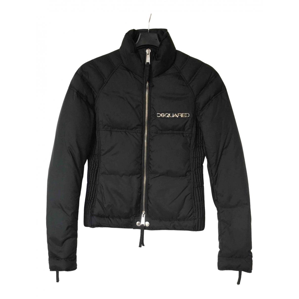 Dsquared2 N Black jacket for Women 40 IT