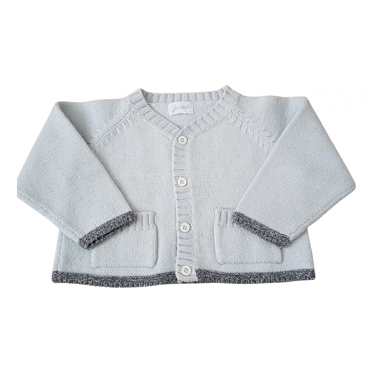Jacadi N Blue Wool Knitwear for Kids 18 months - up to 81cm FR