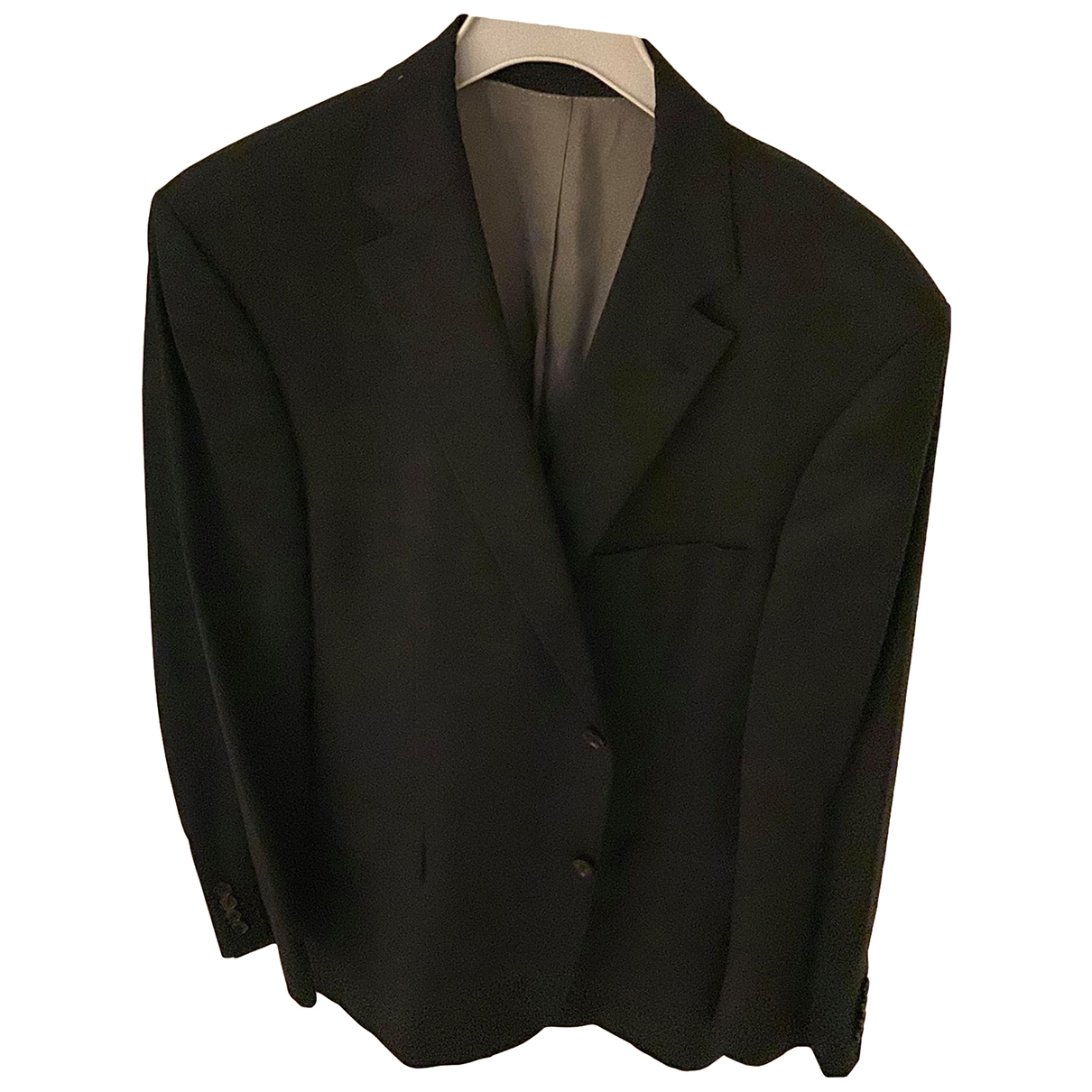 Boss - Vestes.Blousons   pour homme en coton - noir