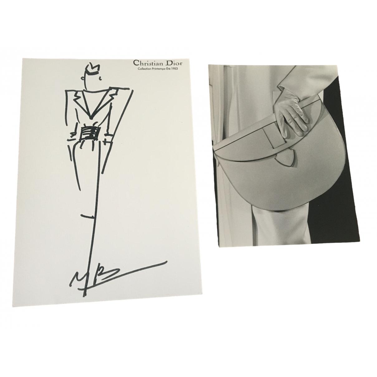 Dior - Photographie   pour lifestyle en coton - noir