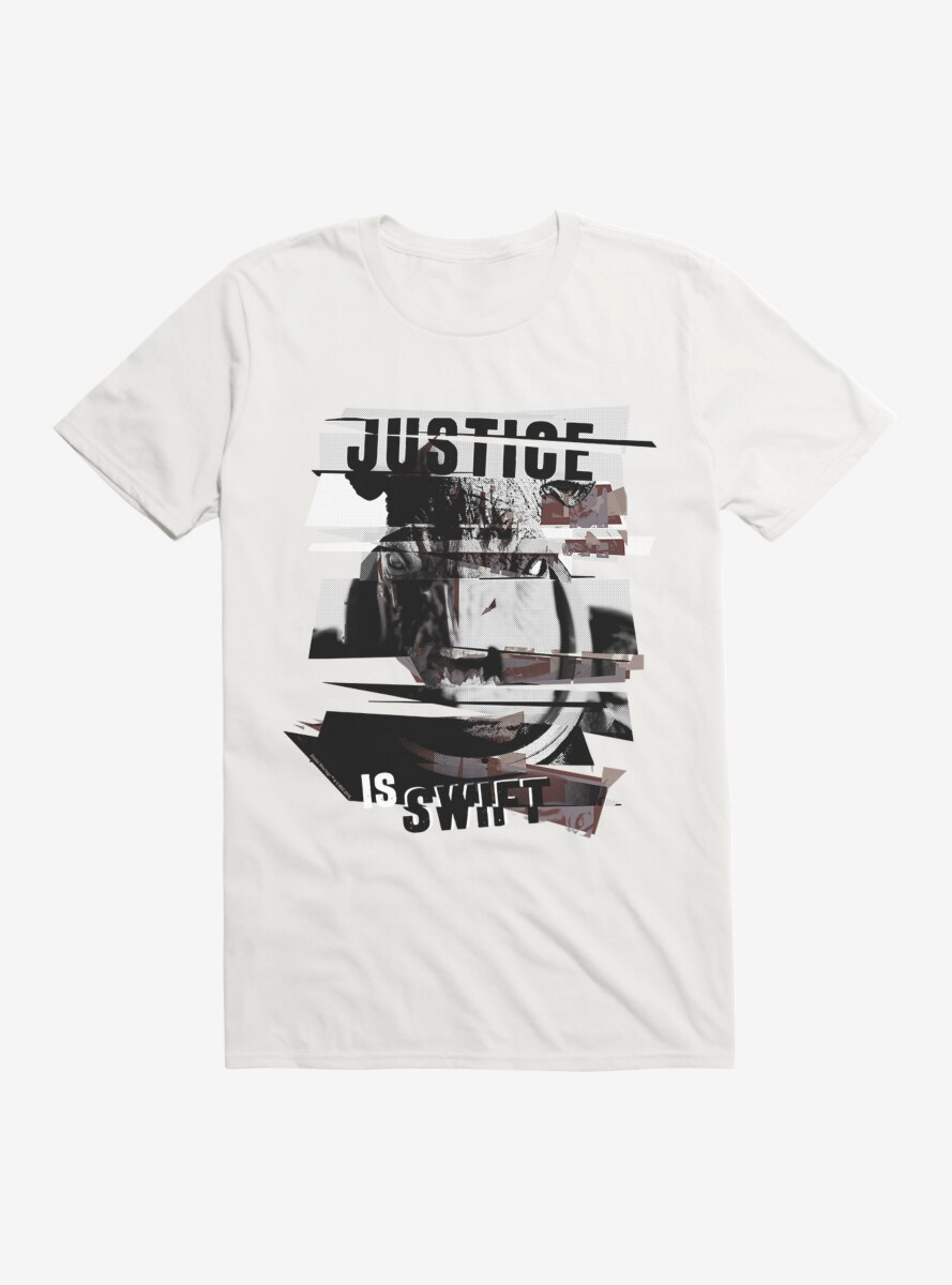 Doctor Who The Judoon Justice Is Swift T-Shirt