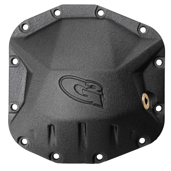 Hammer Rear Differential Cover M220/Dana 44 Advantek (Gray) 40-2152G G2 Axle and Gear 40-2152G