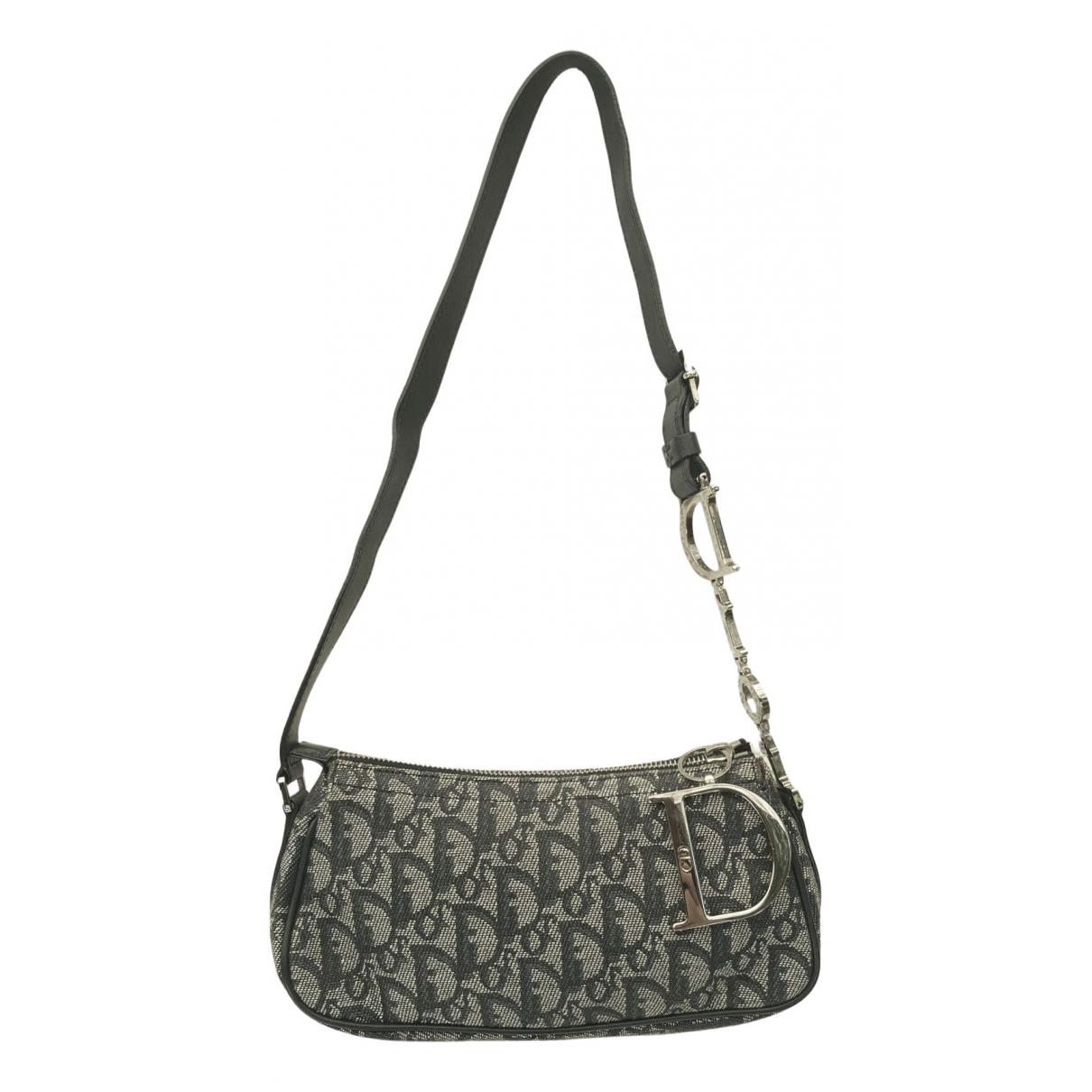 Dior N Blue Cloth handbag for Women N
