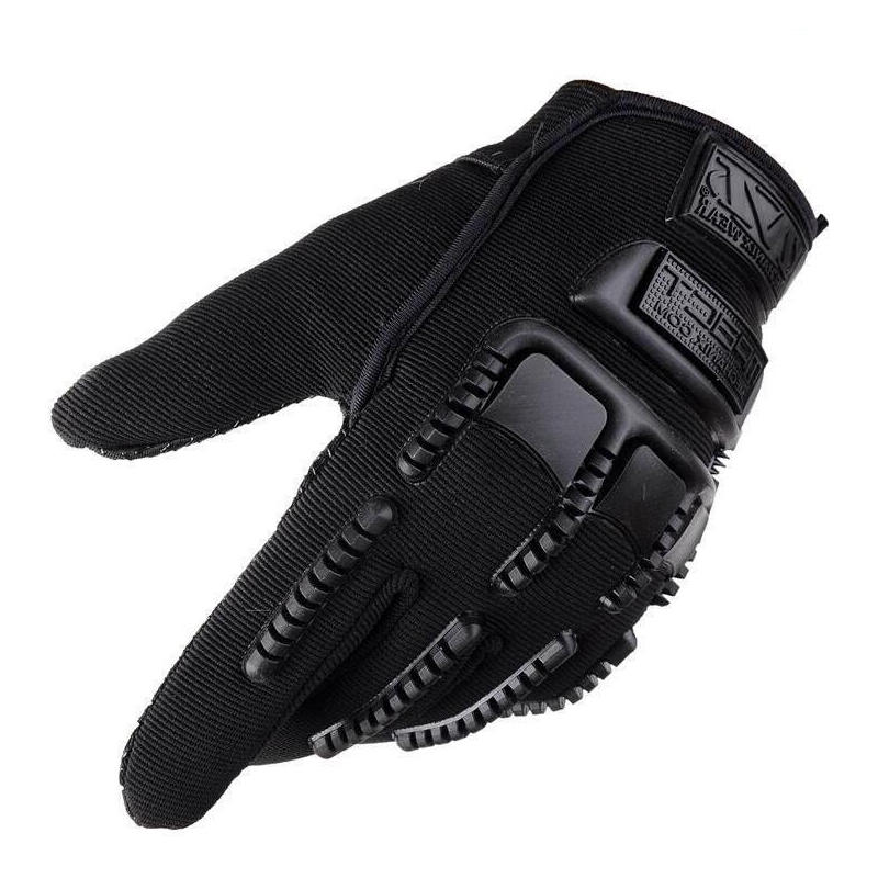 1Pair FREE SOLIDER Tactical Glove Riding Gloves Full Finger Slip Resistant Gloves For Cycling Camping Hunting