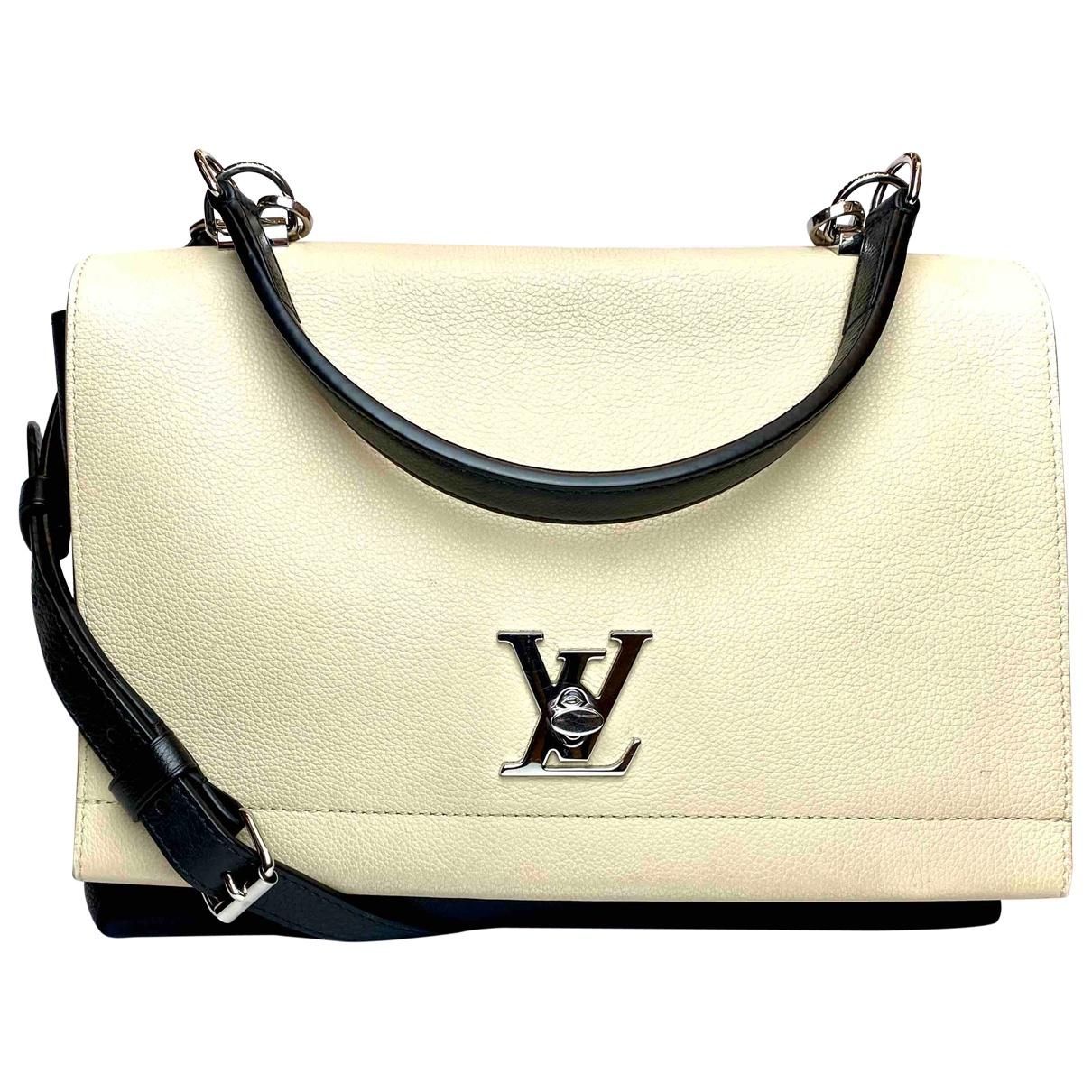 Bolso  Lockme de Cuero Louis Vuitton