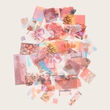 Set de pegatina con patron mixto 70 piezas