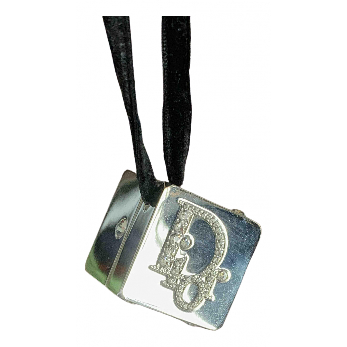 Christian Dior \N Taschenschmuck in  Metallic Metall