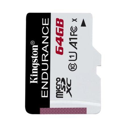 Kingston 64 GB MicroSD Card Class 10, UHS-1 U1