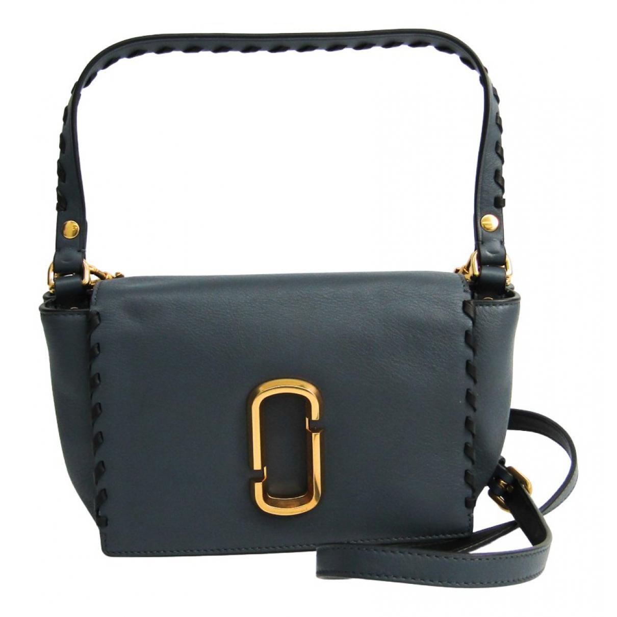Marc Jacobs Snapshot Navy Leather handbag for Women N