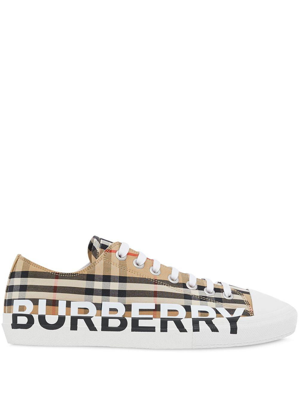 Larkhall Cotton Sneakers