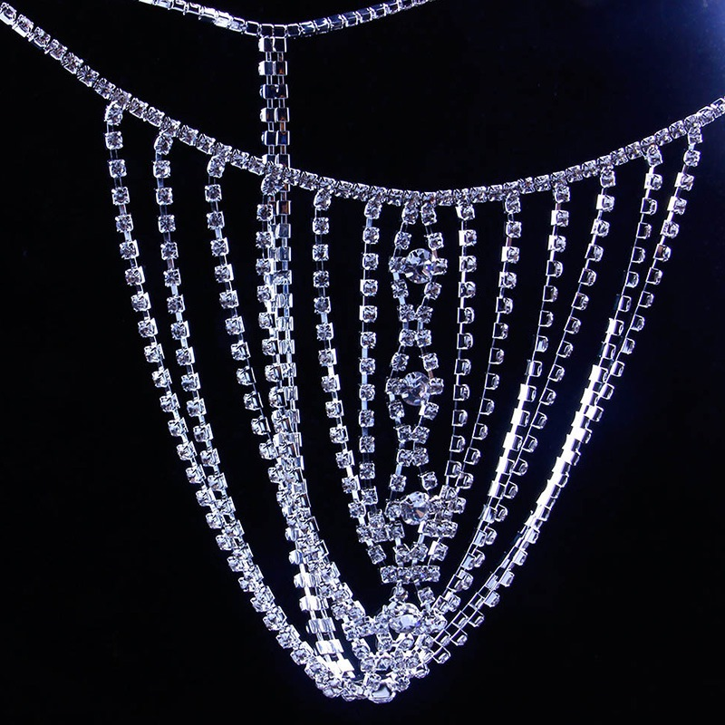 Ericdress Body Chain European Female Necklaces