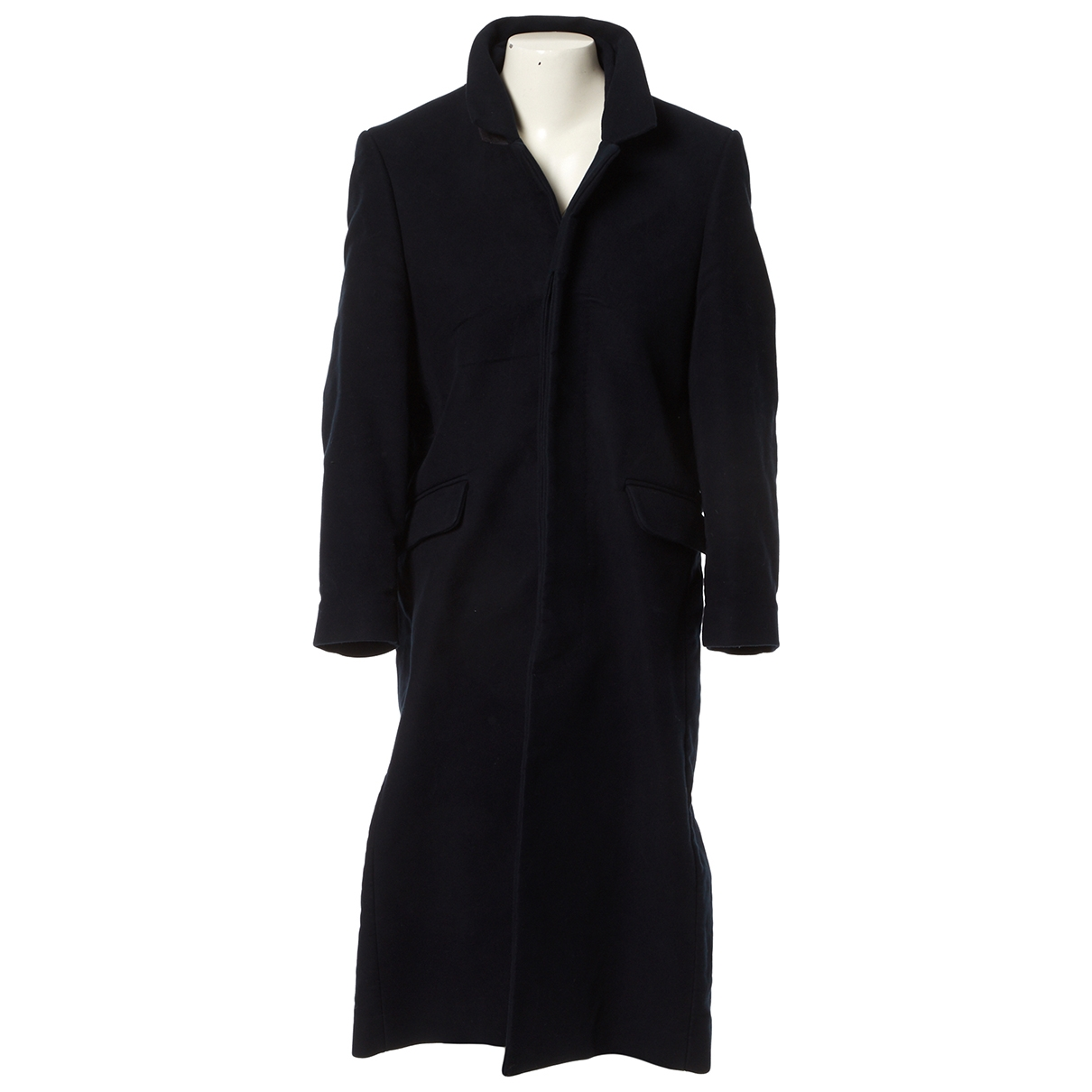 Vetements \N Black Cotton coat for Women M International