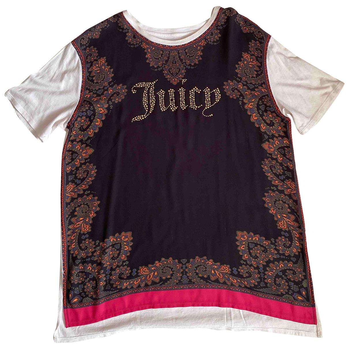 Juicy Couture - Top   pour femme - multicolore