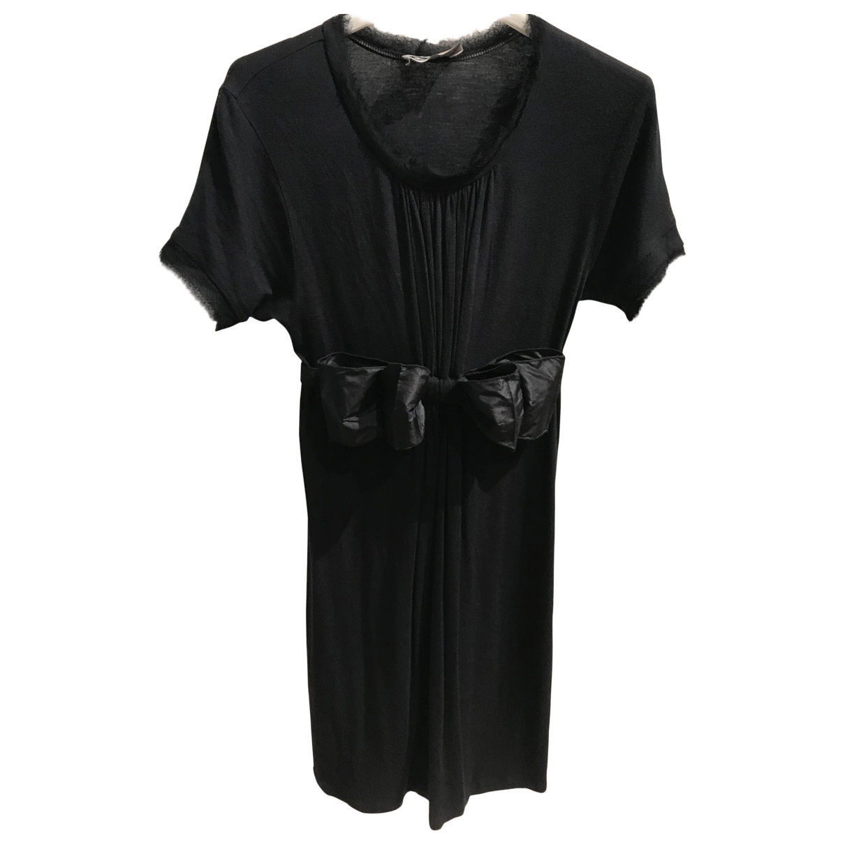 Lanvin \N Black dress for Women 36 FR