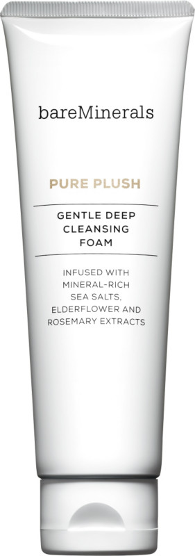 Pure Plush Gentle Deep Cleansing Foam - 4.2oz