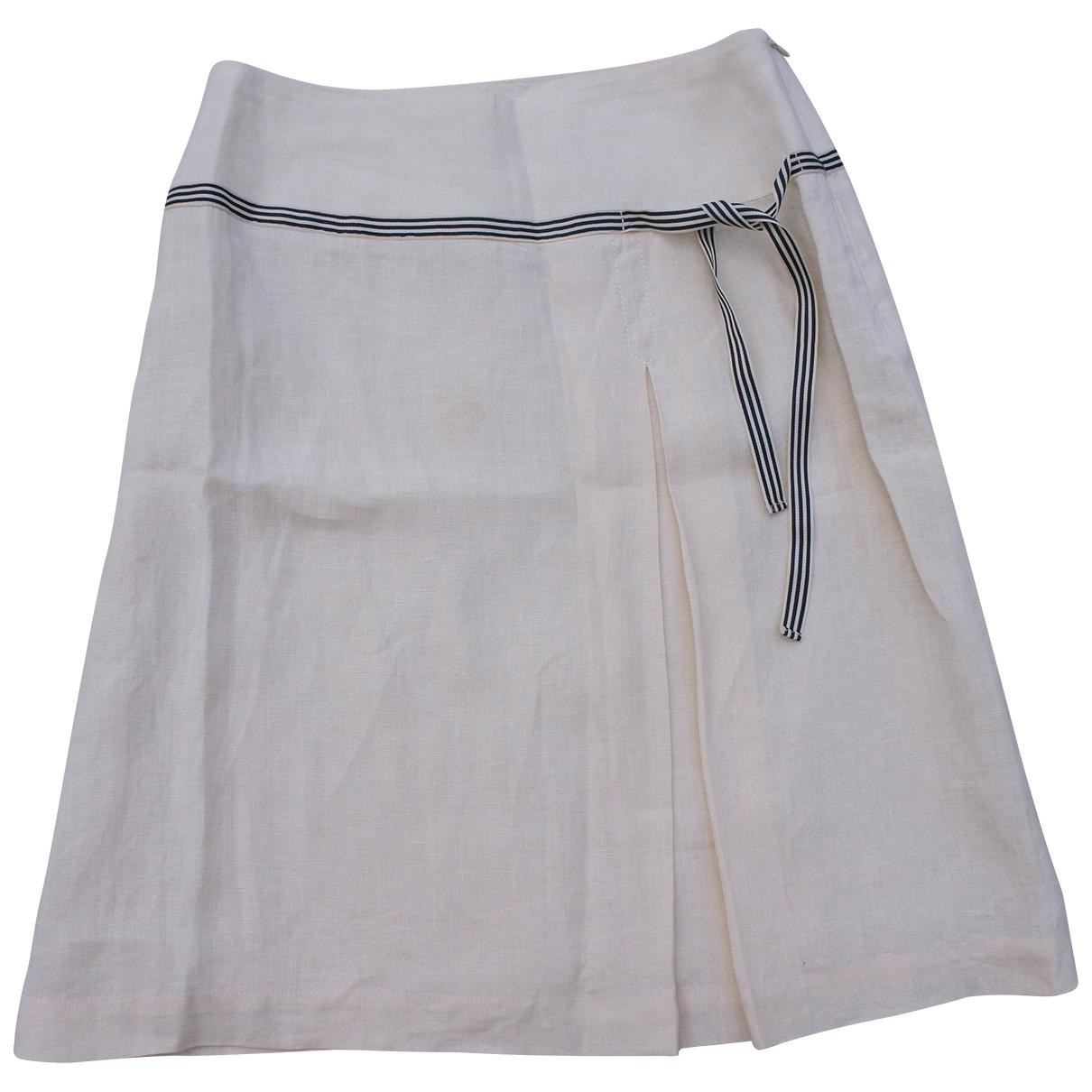 Falda midi de Lino Tara Jarmon